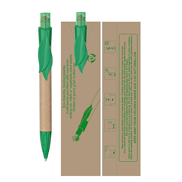 Promosyon tohumlu kalem imalatı, ithalat ve ihracatı.